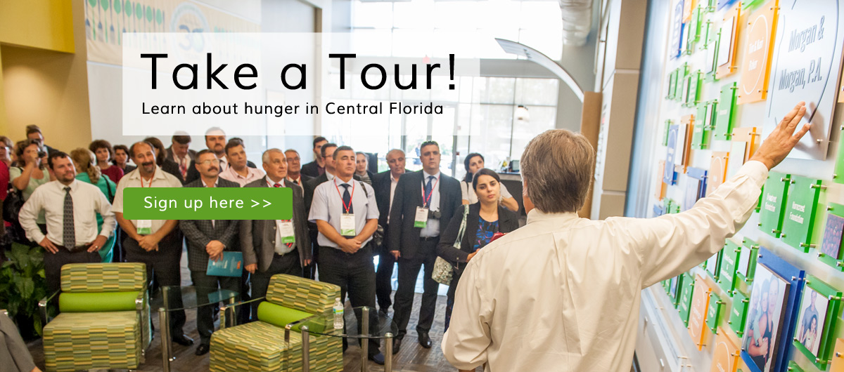 Join us for a Food for Thought Tour